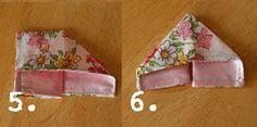 telas divinas-hacer mariposas de tela