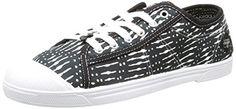 Le Temps des Cerises  Ltc Basic 02,  Damen Sneaker , Schwarz - Schwarz - Noir (Gao Black) - Größe: 39 - http://on-line-kaufen.de/le-temps-des-cerises/39-eu-le-temps-des-cerises-ltc-basic-02-damen-33
