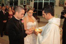Organizando um casamento