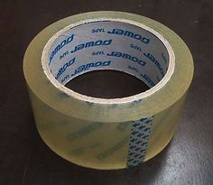 72 x Premium Quality packing tape clear Glue Tape, Packing, Bag Packaging