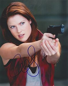 Ali Larter Autographed Signed 8X10 Photo COA 'Heroes'