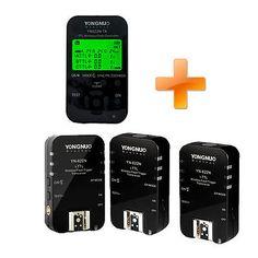 >> Click to Buy << Yongnuo yn622n YN-622N-TX Wireless TTL Flash Controller Trigger & 3PC YN-622N for Nikon D3 D2X D800E D800 D700 D5100  #Affiliate
