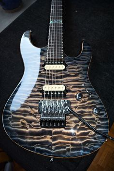 Suhr Guitars Modern Limited Edition Carvetop!