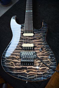 Suhr Guitars Modern Limited Edition Carvetop!