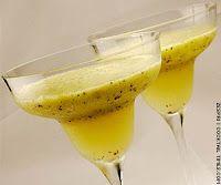 Cocktail Daiquirí Frozen de Kiwi