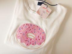 Aww Sam Donut Sweater - DimesandDonuts.com