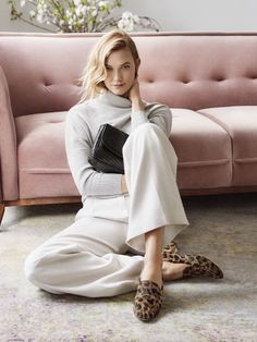 Extraordinary Women Karlie Kloss and Christy Turlington-Burns Front Cole Haan's New Campaign | Glamour