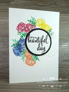 Showing off the new In Colors | Marelle Taylor Stampin' Up! Demonstrator Sydney Australia | Bloglovin'
