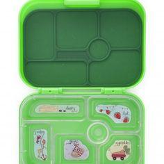 Yumbox Original – Leakproof Bento Lunch Box http://littlebentoworld.com/shop/bento-lunch-box/yumbox-original/