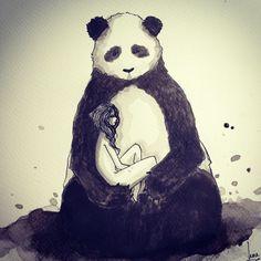 By June Leeloo. http://juneleeloo.tumblr.com/