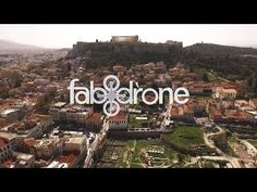 Athens Monastiraki aerial video | Smile Greek