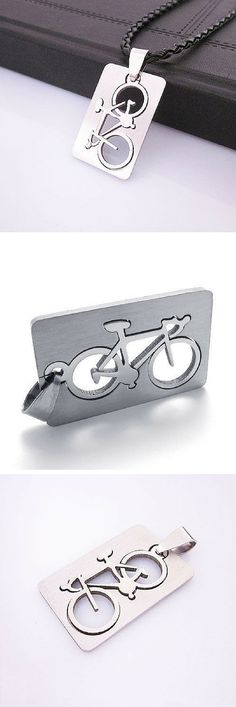 Love Cycling? Then this is Bicycle necklace pendant is for you. Get yours now at 50% off! Today only!