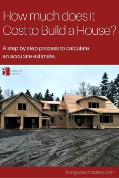 What Is The Cost To Build A House? A Step By Step Guide