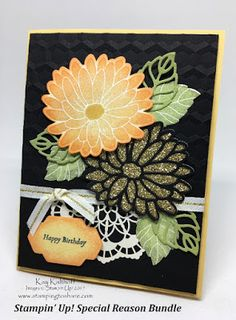 Special Reason Bundle with How To Video - It's Lovely and Elegant!, Stampin' Up!, Kay Kalthoff, #stampingtoshare