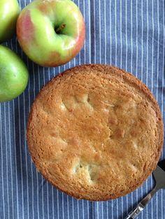 Norwegian Apple Cake (Eplekake) | Recipe at Outside Oslo