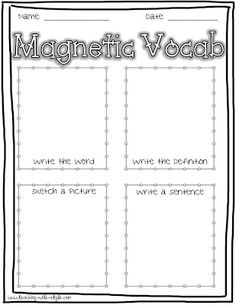 Mighty Magnets!