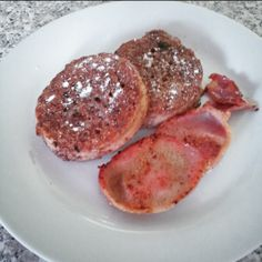 Eggy Crumpets & Bacon