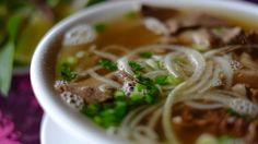 Pho in DC area - Satisfying, pho sho