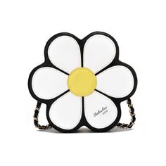 3D Flower Messenger Bags Women Lady Daisy Design Fresh Clutch Sweet Cake Leather Shoulder Sunflowers Crossbody Chain Bag sg60