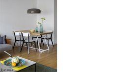 #diningroom, #moder, #Scandinavia, #white, #black , #oakfloor #interior
