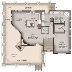 LOVE this floor plan!!! could do only main floor and a little smaller