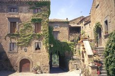 Civita di Bagnoregio: het stervende dorp