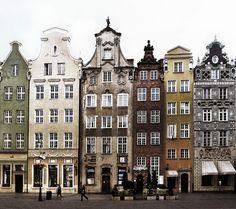 Gdańsk in Poland