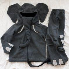 maharishi organic elephant sweatsuit