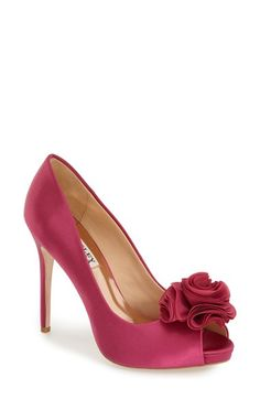 Badgley Mischka 'Amber' Pump (Women) available at #Nordstrom
