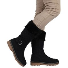 My1stwish 4h Womens Quilted Ladies Winter Fur Grip Sole Boots Size 5 Total Black My1stWish,http://www.amazon.com/dp/B00GZ6SC0I/ref=cm_sw_r_pi_dp_9pwctb032KN93X3D