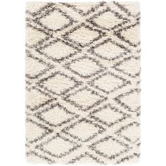 The Rhapsody Rug is made by experts by merging form with function at Surya and is translated as the most relevant apparel and home decor trends into fashion-forward products across a range of styles and price points.   50% Polyester,50% Wool Backing: N/A Machine Made Plush Pile Color: Cream, Medium Gray, Charcoal, Dark Brown Made in Belgium