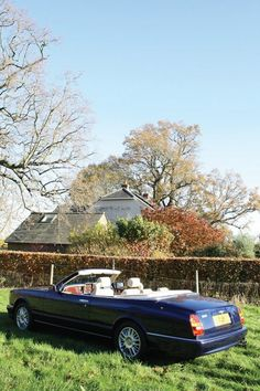 1999 Bentley Azure Convertible / 80% OFF on Private Jet Flight! www.flightpooling.com  #cars #luxury                                            #ErrandZdone4You.1