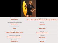 #TeamHeadTrainer Athlete Alana Blanchard Fun Facts