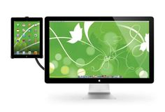 Gadget-Arm Tablet Stands The Twelve South HoverBar Enables iPad-Enhanced Workspaces
