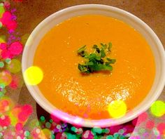 Curry Yam Peanut Butter Soup! Ooooohhh - thick, creamy and scrumptious! Are you a peanut butter lover like me? If you are you will love this recipe!! I keep it simple so you don't have to spend hours in the kitchen. http://dianamarchand.com/yam-peanut-butter-soup/