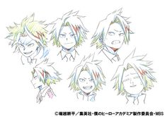 CHARACTER   TVアニメ『僕のヒーローアカデミア』