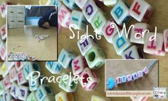 Adventures in Literacy Land: Five Fun Ways to Practice Sight Words