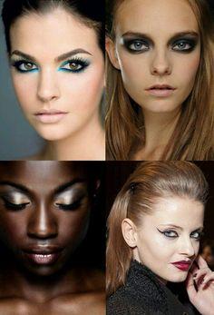 Nye makeup by Sleek