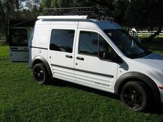 transit connect camper - Google Search