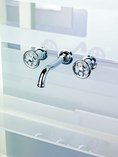 Revolution Wall Mount Faucet by Altmans