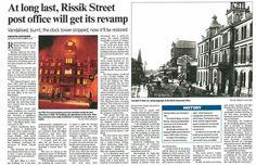 #Johannesburg #Rissikstreet Post Office, Burns, Restoration, Tower, How To Get, History, Street, Rook, Historia