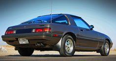 Mazda RX-7 1978-85
