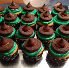 Witch Cupcakes!