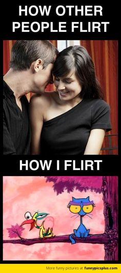 flirting memes with men video clips