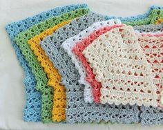 Mis Pasatiempos Amo el Crochet: Punto muy fácil para aplicar a boleros en crochet