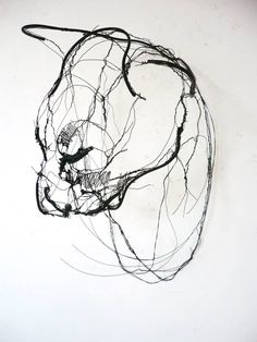 David Oliveira (Portugal) wire scuplture