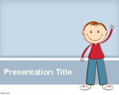 Child Psychology PowerPoint Template