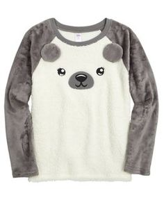 Shop Polar Bear Fleece Pajama Top and other trendy girls sleepover shop now trending at Justice. Find the cutest girls now trending to make a statement today.