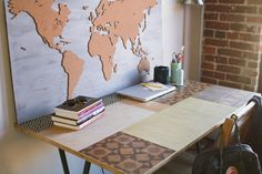Cork Travel Map - Ashlae & Thom's Eclectic Downtown Loft