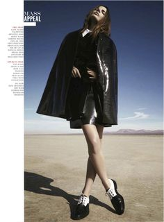 keeping the faith: helena sopar by tesh for us marie claire june 2013 #fashion #photography